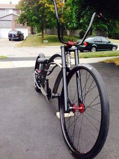 Bike Cruiser 29er Raceslicks Are Something Else Clean Build Beach Bikes