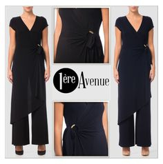 """""""1ere Avenue"""" by deeyanago ❤ liked on Polyvore featuring Joseph Ribkoff, classy, StreetSyle, premiereavenue and JosephRibkoff"""