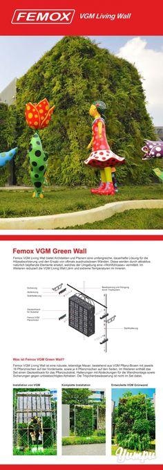 femox vgm living wall www.galabau-produkte.de - Magazine with 4 pages: femox vgm living wall www.galabau-produkte.de