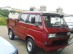 Image result for vw pritsche t3 doka syncro