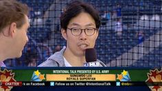 SungWoo Lee joins Intentional Talk
