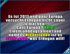 Der Punkt geht an die Niederlande!
