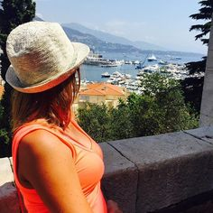 #PortHercule Поднимаемся к принцу Альберту Гримальди by nataliklim03 from #Montecarlo #Monaco