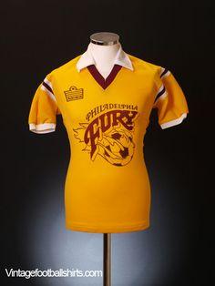 50466c74646 1978-80 Philadelphia Fury Home Shirt M Football Uniforms