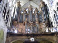 Grand Orgue de l'Eglise SAINT SEVERIN à PARIS.