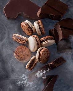 macarons de Pierre Hermé pour Thanksgiving