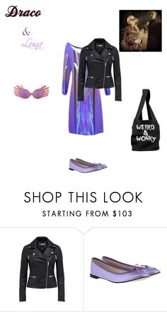 """OTP - Druna"" by kayti284breezete ❤ liked on Polyvore featuring Luna and Repetto"