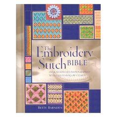 THE EMBROIDERY STITCH BIBLE NAKIŞ TEKNİK KİTABI