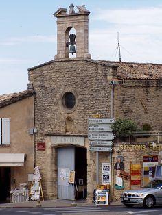Belfry in Gordes, Provence