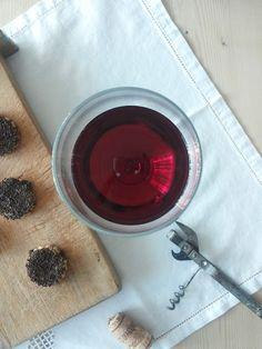 Tè verde e pasticcini: { FingerFood } - Brachetto d'Acqui Fiocco di vite e finger di Capodanno