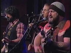 """Zac Brown Band, Thank you for this song. Complete Freedom...Someday <3  Zac Brown Band """"Free"""" Late Night w/ David Letterman"""