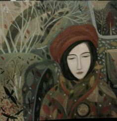 Another great painting by Dee Nickerson