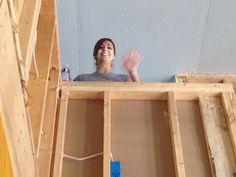 September 6, 2014 Drywall started