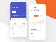 Multicurrency wallet UI designed by Cuberto. Connect with them on Dribbble; Web Design, App Ui Design, User Interface Design, Form Design, Material Design, Graphic Design, Layout, Dashboard Ui, Dashboard Design