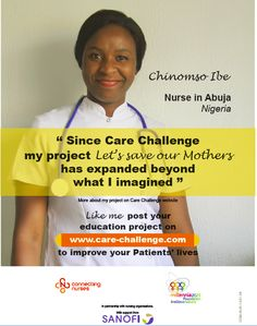 Care Challenge is a platform that lets nurses share their care solutions and gives them an opportunity to gain support for their projects #carechallenge #connectingnurses #share #ideas #innovation #health