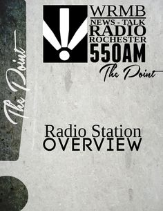Example Radio Station Cover #thepoint#cover#school#projects