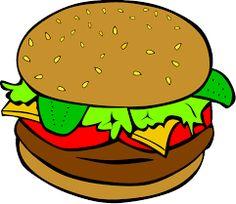 Risultati immagini per hamburger png