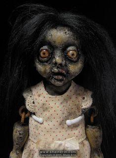 jamara zombie doll -CreEpY