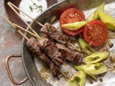 Ballaststoffreiche Gerichte mit Fleisch von EAT SMARTER beweisen wie einfach schlanke Küche sein kann! Überzeugen Sie sich selbst