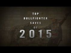 Top Bullfighter Saves of 2015 (PBR) - Published on Jul 6, 2015  Watch the PBR's Bullfighters lay it on the line for the riders in the first half of the 2015 season.
