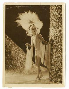 Alla Nazimova in Salome,1923.