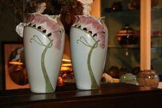 A pair of outstanding original Art Nouveau/Jugendstil by Adfabrum, €345.00