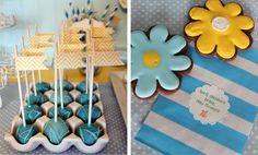Great way to display your cake pops. Use a ceramic egg tray!