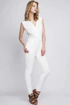 White Lanti Pants&Leggings