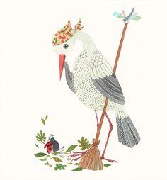 Illustration Friday: swept | Flickr - Photo Sharing!
