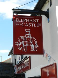 elephant and castle totton - Google Search