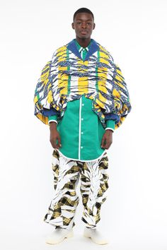 WATARU TOMINAGA | GRADUATE COLLECTION  - THE ONES TO WATCH