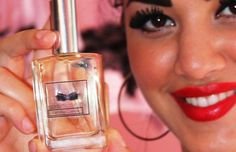 Satin Candy launches Vanilla Candy Perfume!