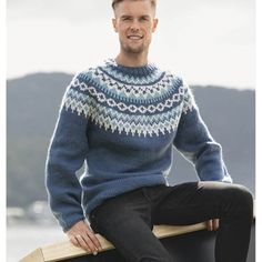 Katalog 1921 - Viking of Norway Hand Knitting, Knitting Patterns, Jumper, Men Sweater, Fair Isle Pattern, Hand Knitted Sweaters, Norway, Vikings, Knit Crochet