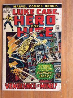 Luke Cage, Hero for Hire Vol 1 #2