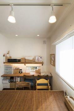 収納力のあるスタディースペース #スタディスペース #収納 #igstylehouse #アイジースタイルハウス