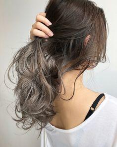 Hair Colors, Hair Styles, Fashion, Hair Plait Styles, Moda, Fashion Styles, Hairdos, Hair Color, Hair Looks