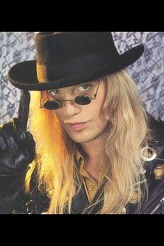 Jani Lane Born: February Akron, OH Died: August Woodland Hills, Los Angeles, CA 47 years old Jani Lane, Big Hair Bands, 80s Rock Bands, Glenn Danzig, 80s Hair, Glam Metal, Rock Music, 80s Music, Rock Groups