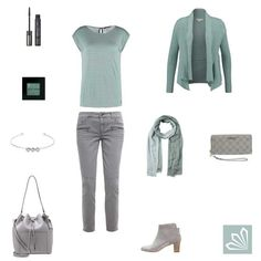 Outfit »Mix in Minze«