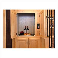 http://www.prefabhomeparts.com/residentialdumbwaiterlifts.php has some factors to take into consideration when choosing a dumbwaiter elevator for a residence.