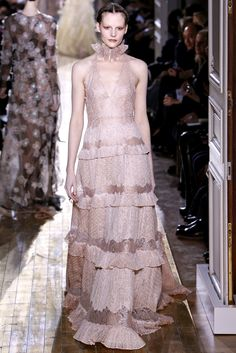 Valentino Garavani spring 2011 couture collection. See more: #ValentinoGaravaniAtFip, #FashionInPics