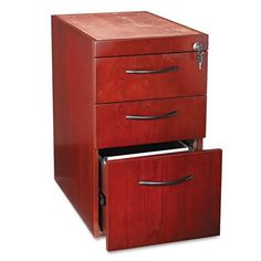 Mayline® - Reception Desk Pedestal, 2 Box/1 File, 15-1/4w x 24d x 27h, Sierra Cherry - Sold As 1 Each - AA-grade North American wood veneer features a 19-step finishing process with a final coat of catalyzed lacquer for durability. by Mayline Products. $474.99. Mayline® - Reception Desk Pedestal, 2 Box/1 File, 15-1/4w x 24d x 27h, Sierra CherryAA-grade North American wood veneer features a 19-step finishing process with a final coat of catalyzed lacquer for durabi...