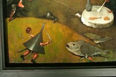 Noordbrabants Museum has the most compehensive exhibition of nightmarish scenes by Hieronymus Bosch, 500 years after his death. Hieronymus Bosch, Hometown Show, Jan Van Eyck, Rembrandt, Wedding Humor, Outdoor Travel, Tattoos, Renaissance, Illustration Art