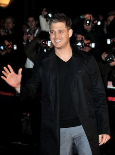Michael Buble Photos: NRJ Music Awards 2010 - Outside Arrivals