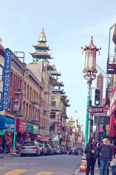 china town, Manhattan, NY