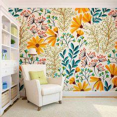 Aviso: El papel pintado no es solo para tus paredes