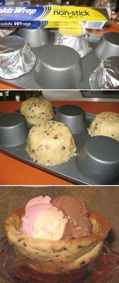 Coleen's Cookie Bowls