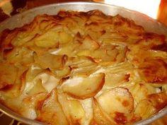 valkosipuli-kermaperunat