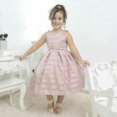Zara Kids Vestido Balonê Pink Tam. 2 3 Anos