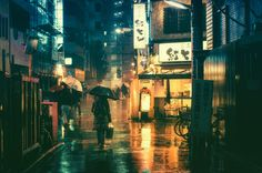 INCREDIBLE photos by Masashi Wakui's that looks just like stills from Studio Ghibli