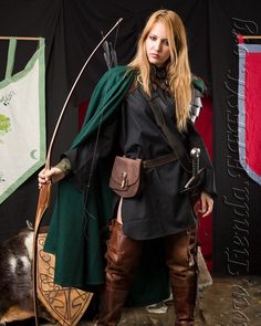 Ranger Woman  #efeyl #leather #cosplay #cosplayaccesories  #reenactment  #historical #military #model #vestuario #disfraz #modelo #blonde #fantasy #fantasywoman #larp #larpgirl #larpcostume #badassgirl #archer #womanwarrior #womanarcher #rangerwoman #fantasyranger #fantasycostume  #elf #elfwoman #elfwarrior